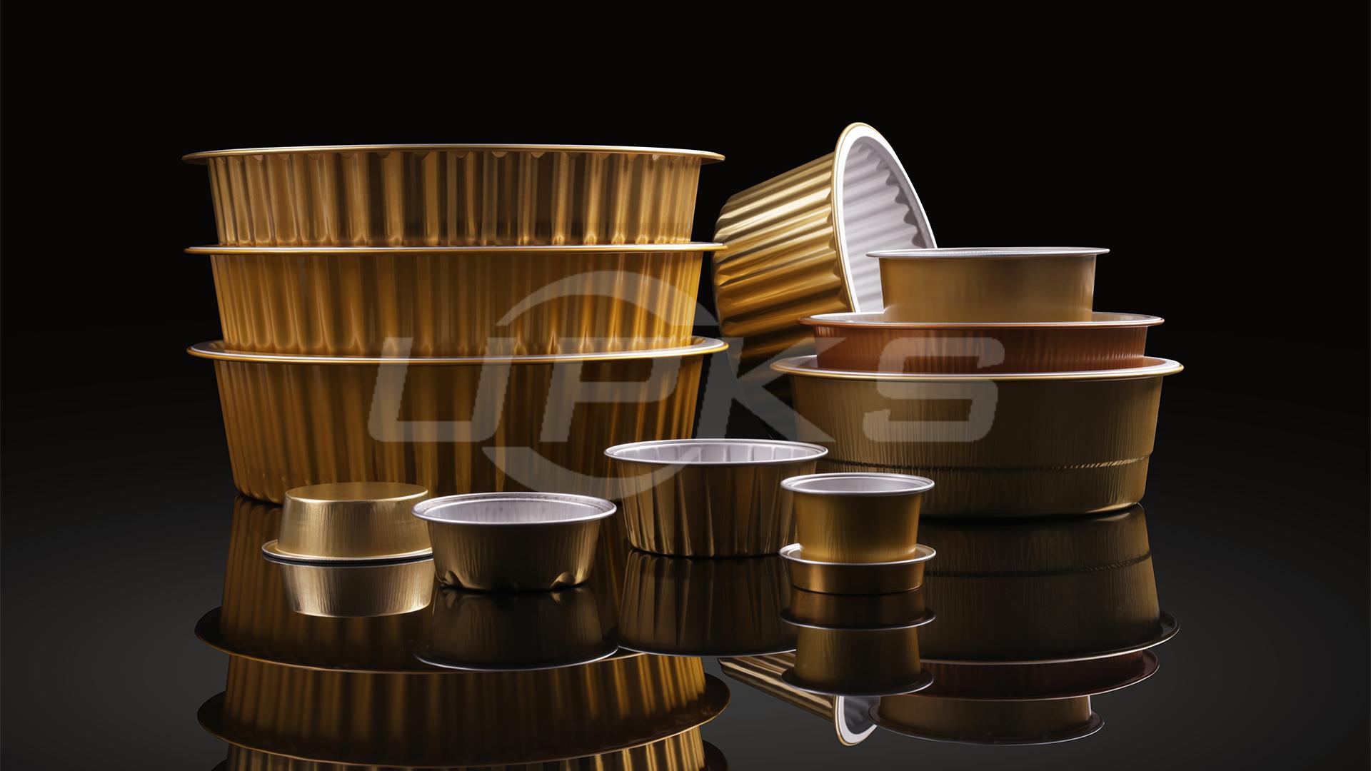 铝箔餐盒,铝箔包装,铝箔餐盒厂家